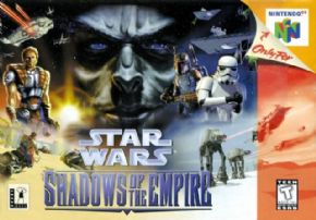 Star Wars Shadows of The...
