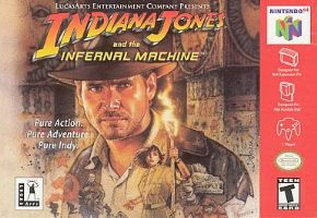 Indiana Jones (Seminovo)...