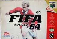 FiFA Soccer 64 (Seminovo)...