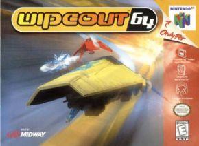 Wipeout 64 (Seminovo) Nin...