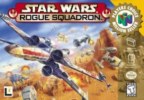 Star Wars Rogue Squadron...