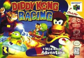 Diddy Kong Racing (Seminovo) Nintendo 64
