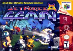 Jet Force Gemini (Seminov...