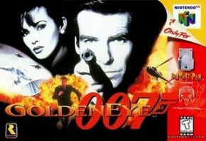 007 Golden Eye (Seminovo)...