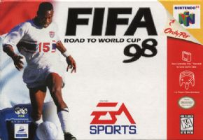 FIFA World 98 (Seminovo)...