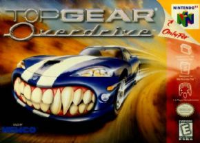 Top Gear Overdrive (Semin...