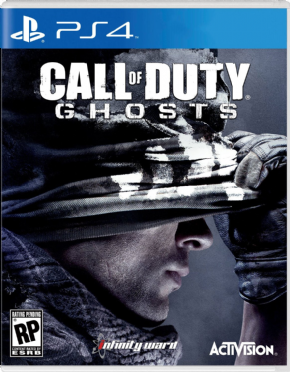 Call of Duty Ghosts PS4 -...