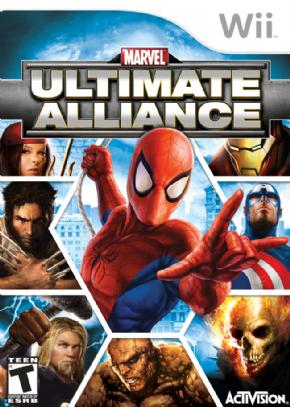 Marvel Ultimate Alliance...