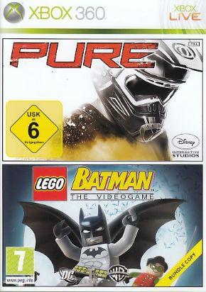 Lego Batman + Pure XBOX36...