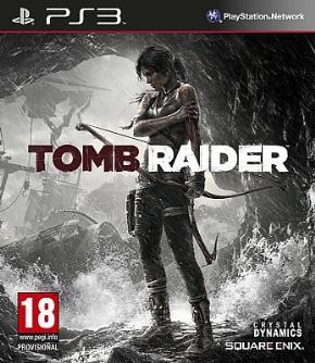 Tomb Raider PT BR PS3