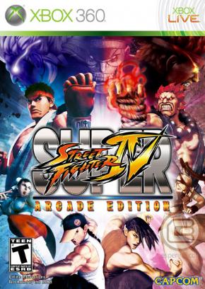 Super Street Fighter IV A...