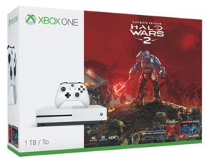 Foto Microsoft XBOX ONE S 1TB Bundle Halo Wars 2