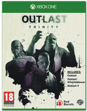 Outlast Trinity XBOX ONE...