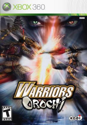 Warriors Orochi (Seminovo...