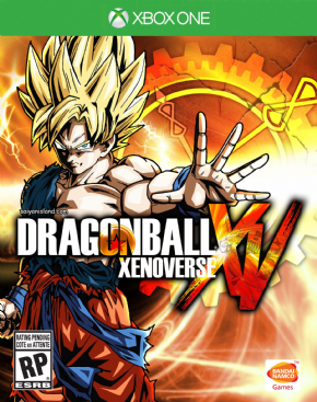 Foto Dragon Ball Z Xenoverse (Seminovo) XBOX ONE