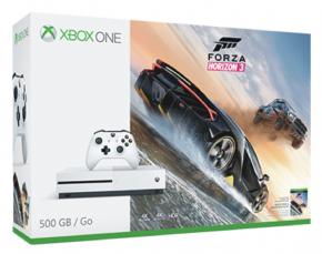 Microsoft XBOX ONE S 500gb Bundle Forza...