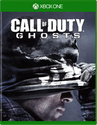 Call of Duty Ghosts XBOX...