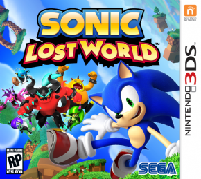 Sonic Lost World 3DS