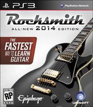 Rocksmith 2014 PS3 - Semi...