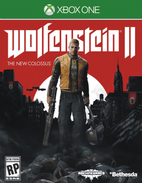 Wolfenstein II: The New C...