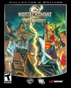 Mortal Kombat vs DC Unive...