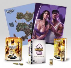 Saints Row 2 Collectors E...
