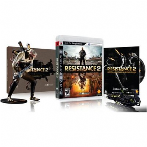 Foto Resistance 2 Collectors Edition PS3