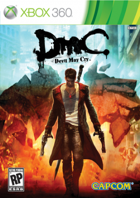 Foto DMC: Devil May Cry PT BR (Seminovo) XBOX 360