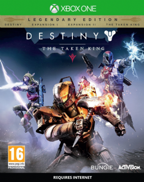 Destiny: The Taken King L...