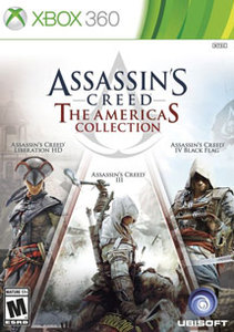Foto Assassins Creed The Americas Collection (Seminovo) XBOX 360