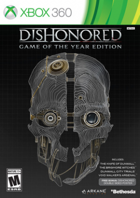 Dishonored Game of the Ye...