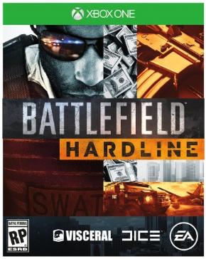 Battlefield Hardline XBOX...
