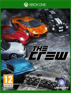 The Crew (Seminovo) XBOX...