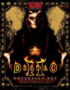 Diablo II Lord of Destruc...