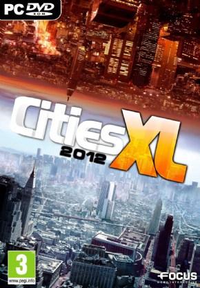 Cities XL 2012 PC-DVD