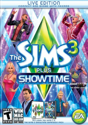 The Sims 3 + ShowTime (Pa...