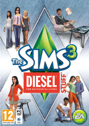 The Sims 3 - Diesel (Cole...