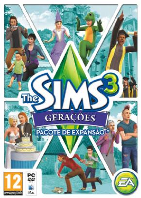 The Sims 3 - Geração (Pac...