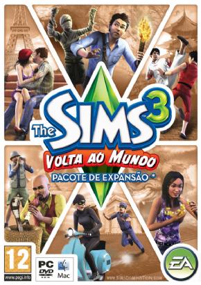 The Sims 3 - Volta ao Mun...