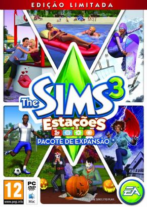 The Sims 3 - Estações (Pa...