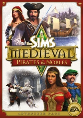 The Sims Medieval - Pirat...
