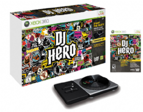 Kit DJ Hero (Seminovo) XB...