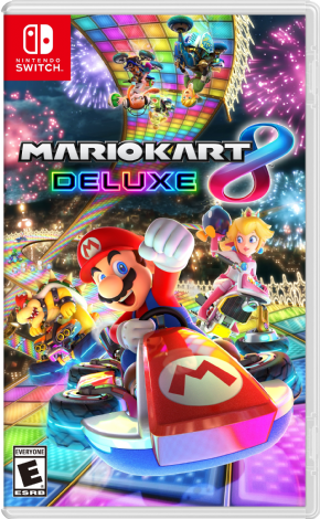 Mario Kart 8 Deluxe Ninte...