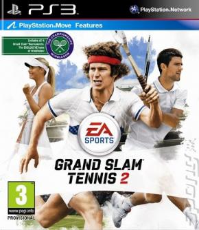 Grand Slam Tennis 2  PS3...