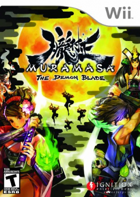 Muramasa The Demon Blade...