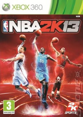 NBA 2K13 XBOX360 - Semino...