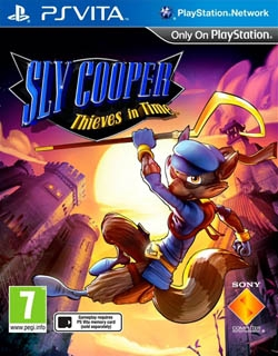 Sly Cooper: Thieves in Ti...