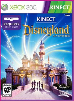 Kinect Disneyland Adventu...