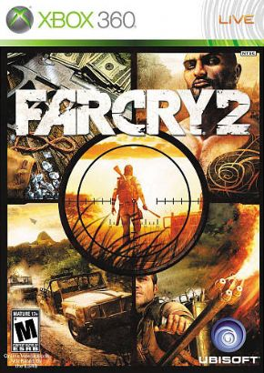Farcry 2 (Seminovo) XBOX3...