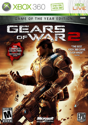 Gears of War 2 (Seminovo)...